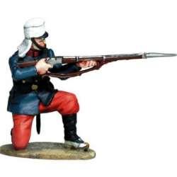 EE 002 toy soldier regimiento infantería málaga 1888 2