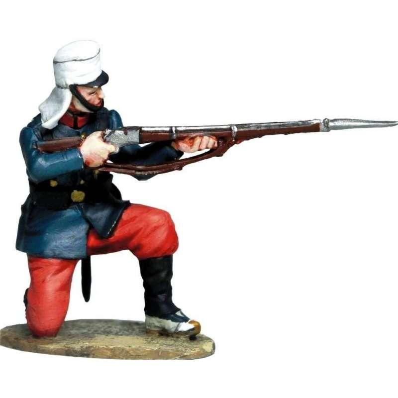 Regimiento infantería Málaga 1888 2