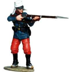 EE 003 toy soldier infantry regiment málaga 1888 3