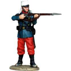 EE 005 toy soldier infantry regiment málaga 1888 5