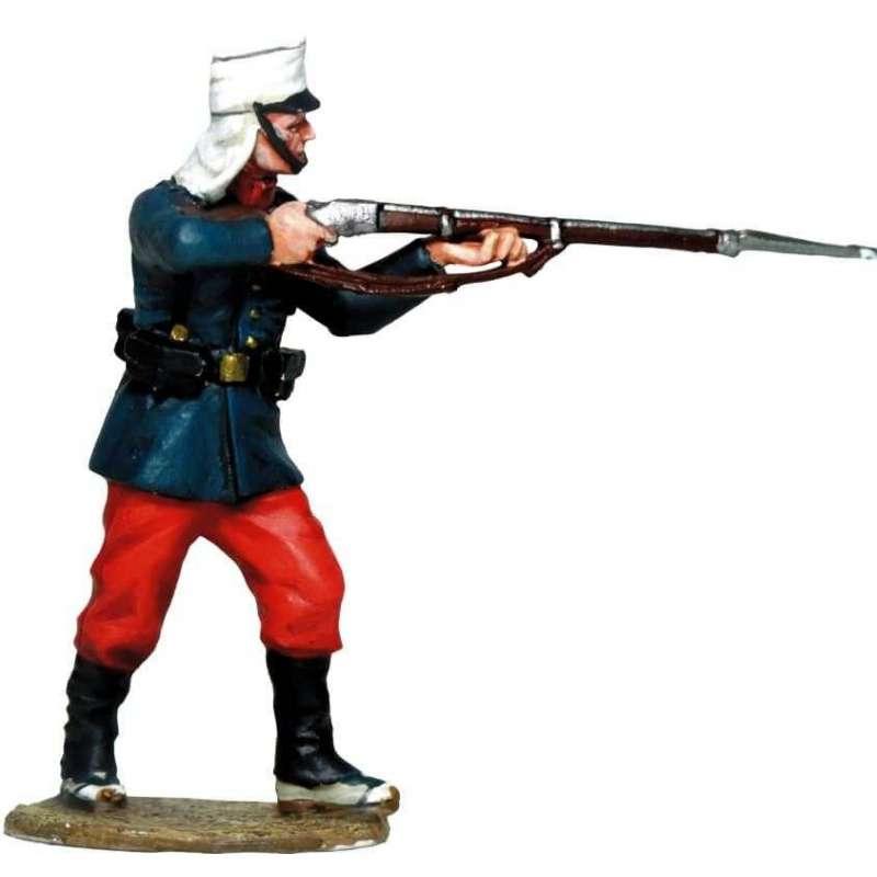 EE 007 Regimiento infantería Málaga 1888 7