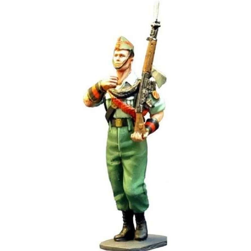 Spanish foreign legion sapper squad private 3