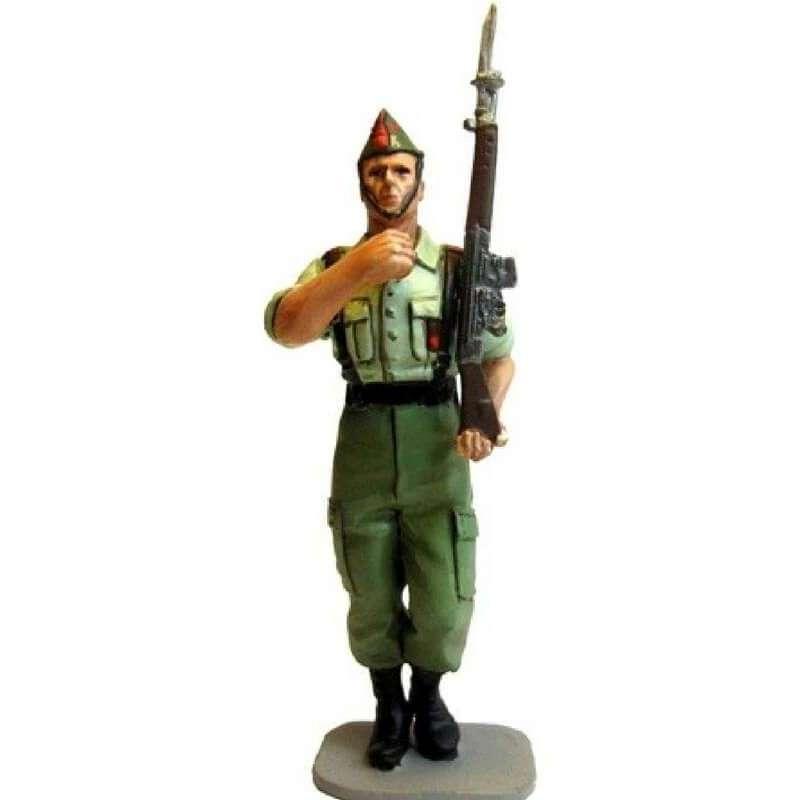 CA 007 Spanish legionary 3