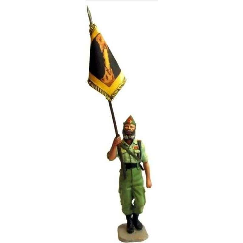 CA 011 Guión primera bandera