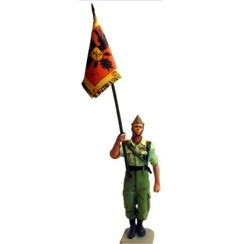 Guión segunda bandera