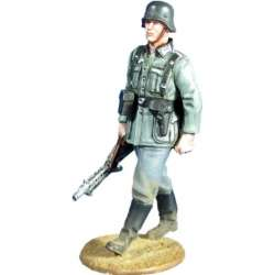 WW 087 toy soldier wehrmacht MG42 gunner