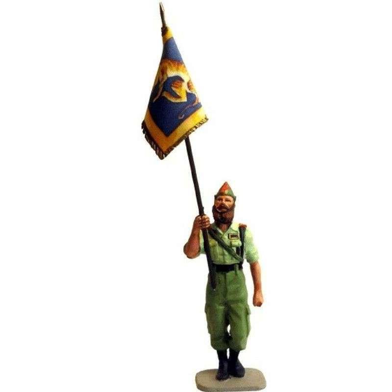 Guión tercera bandera