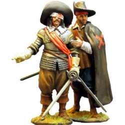 TYW 005 Oficial y mosquetero tercios españoles Rocroi