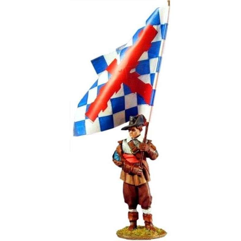 TYW 011 Bandera española de los tercios Rocroi