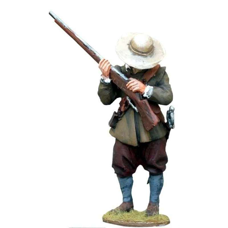 TYW 020 Spanish musketeer 4 Rocroi