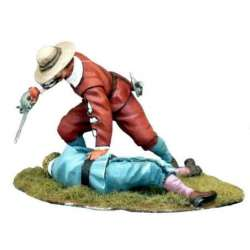 TYW 024 toy soldier daga misericordia