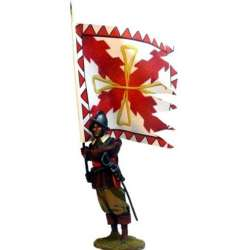 TYW 028 toy soldier bandera real tercio cartagena