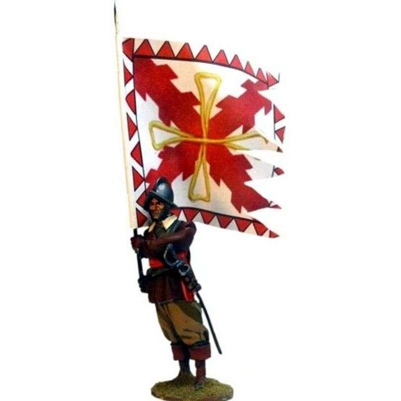 TYW 028 Bandera real tercio Cartagena