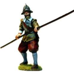 TYW 035 toy soldier spanish tercios pikeman