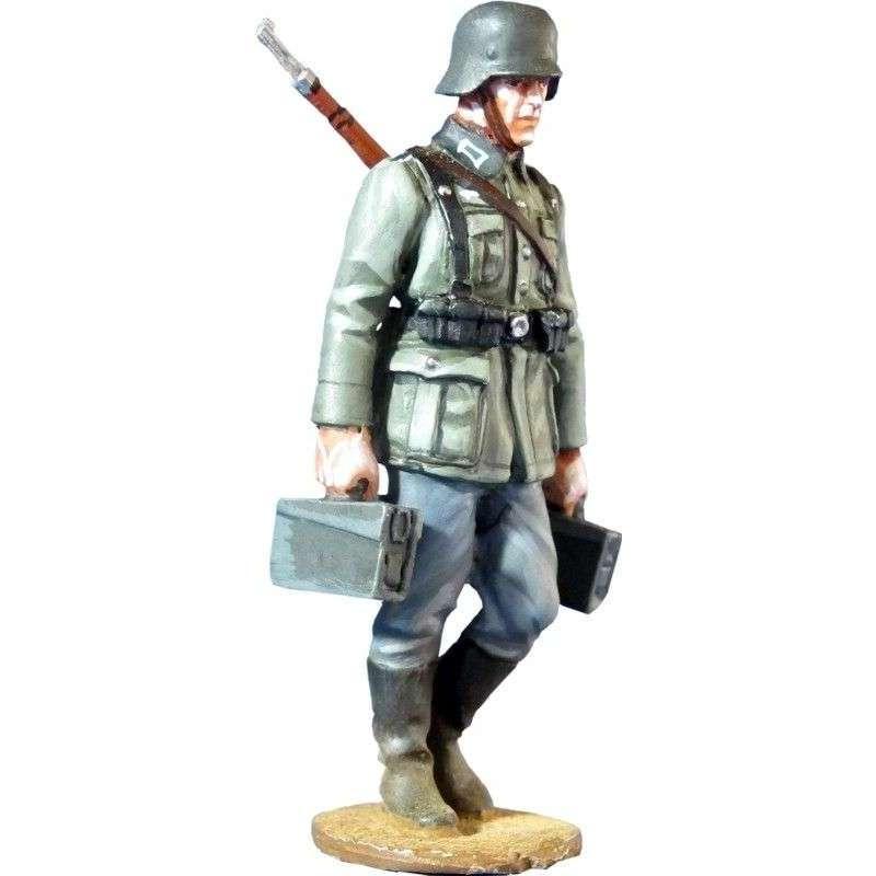 Wehrmacht MG server