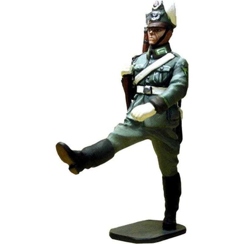 WW 116 Policía alemana en desfile 1940