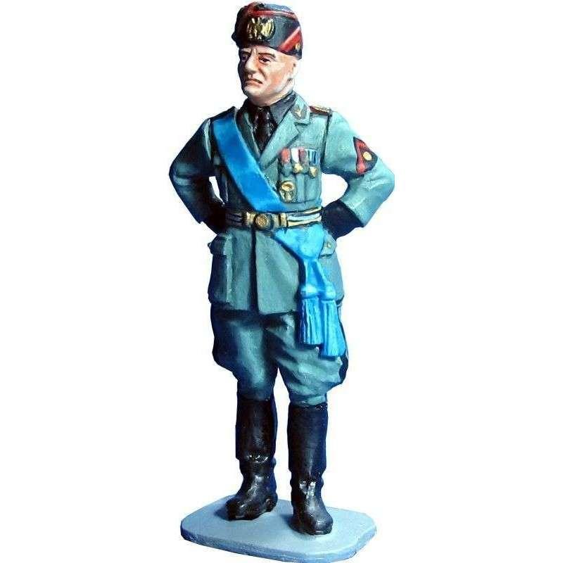 WW 117 Mussolini