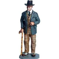 WW 163 toy soldier old gentleman