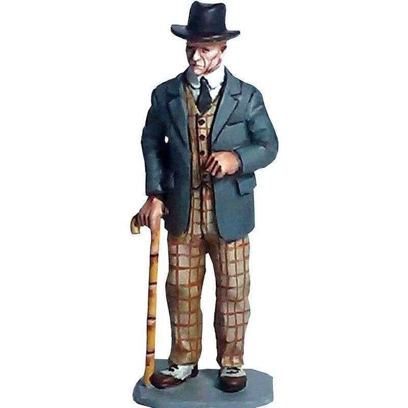 WW 163 Anciano caballero