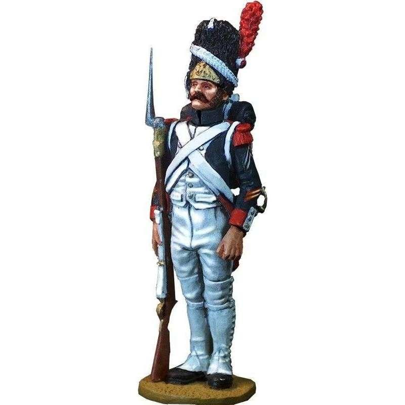 NP 004 Granadero guardia imperial francesa