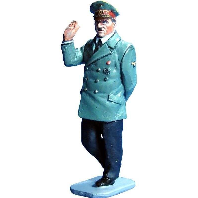 WW 118 Comandante supremo alemán