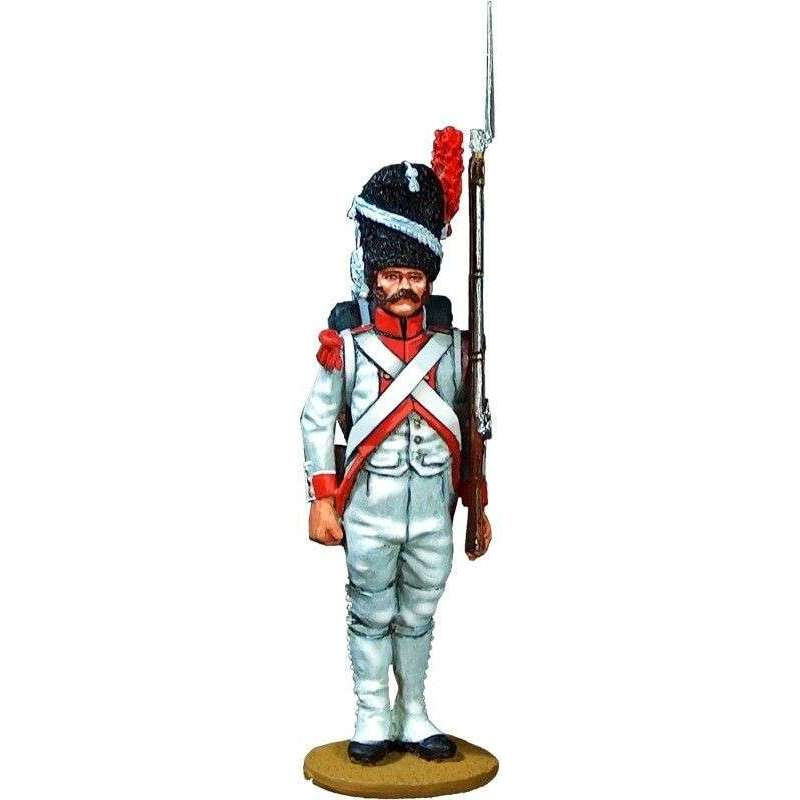 NP 026 LIGHT INFANTRY CARABINIERS OFFICER 1810