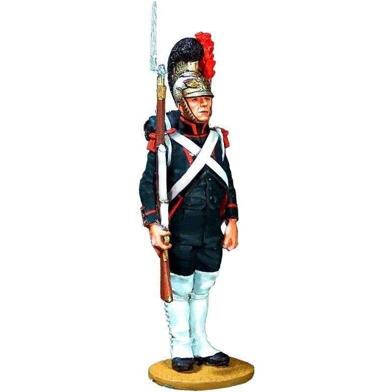 Soldado regimiento ingenieros guardia imperial