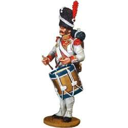 NP 012 French imperial guard 3rd grenadiers regiment drummer