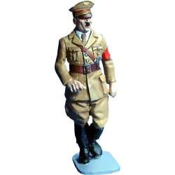 WW 120 toy soldier national leader walking