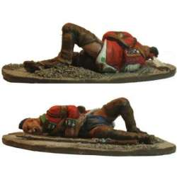 SYW 023 toy soldier dead creek warrior