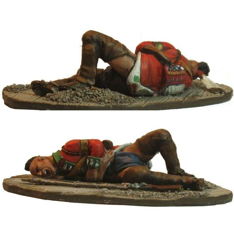 Dead creek warrior