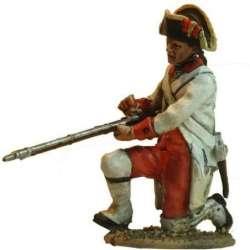 SYW 027 toy soldier soldado regimiento mallorca amartillando arma