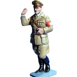 WW 122 toy soldier national leader walking saluting