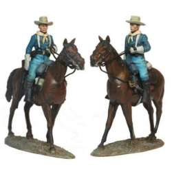 US cavalry trooper trail