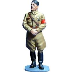 NP 466 ITALIAN ROYAL GUARD GRENADIER OFFICER LEADING ADVANCE
