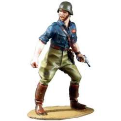 SCW 004 toy soldier falange officer