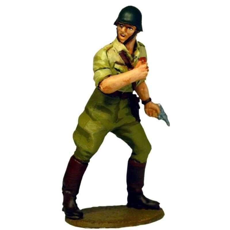 SCW 008 Oficial infantería guerra civil española