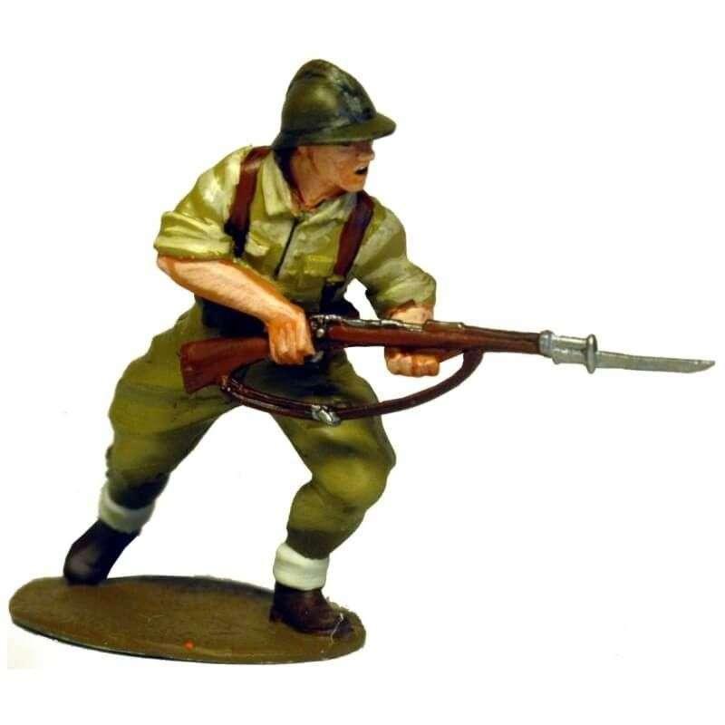 SCW 011 soldado infantería nacional española casco Adrian
