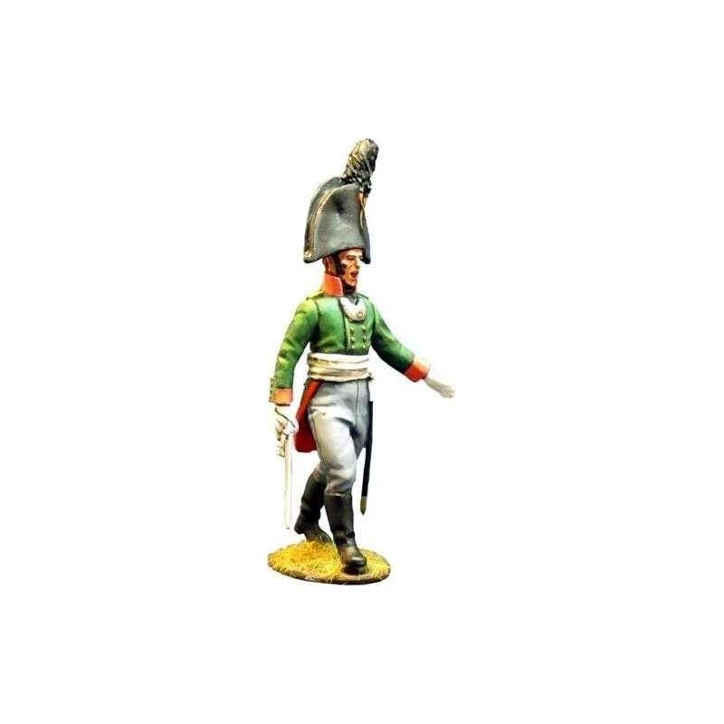 NP 302 Smolensk regiment grenadiers officer