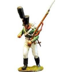NP 304 toy soldier Smolensk grenadiers private wounded
