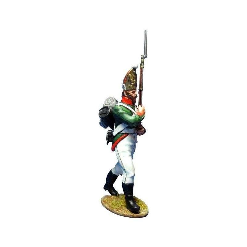 NP 331 Pavlov grenadiers regiment marching 2