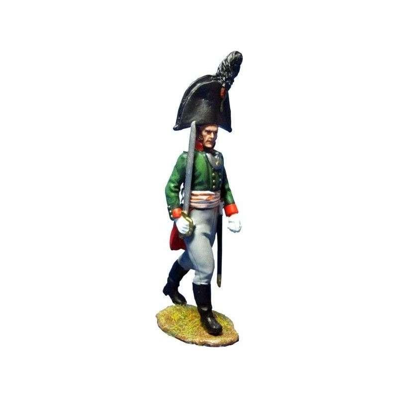 Oficial granaderos Pavlov