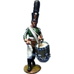 NP 334 toy soldier smolensk grenadiers drummer
