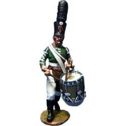 NP 334 toy soldier tambor granaderos smolensk