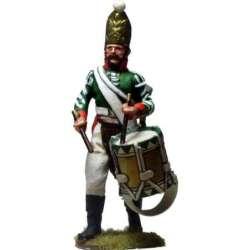 NP 596 toy soldier pavlov grenadiers drummer