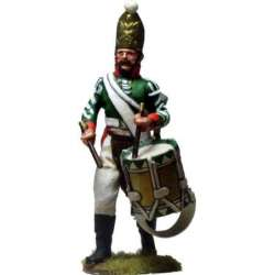 NP 596 toy soldier tambor granaderos pavlov