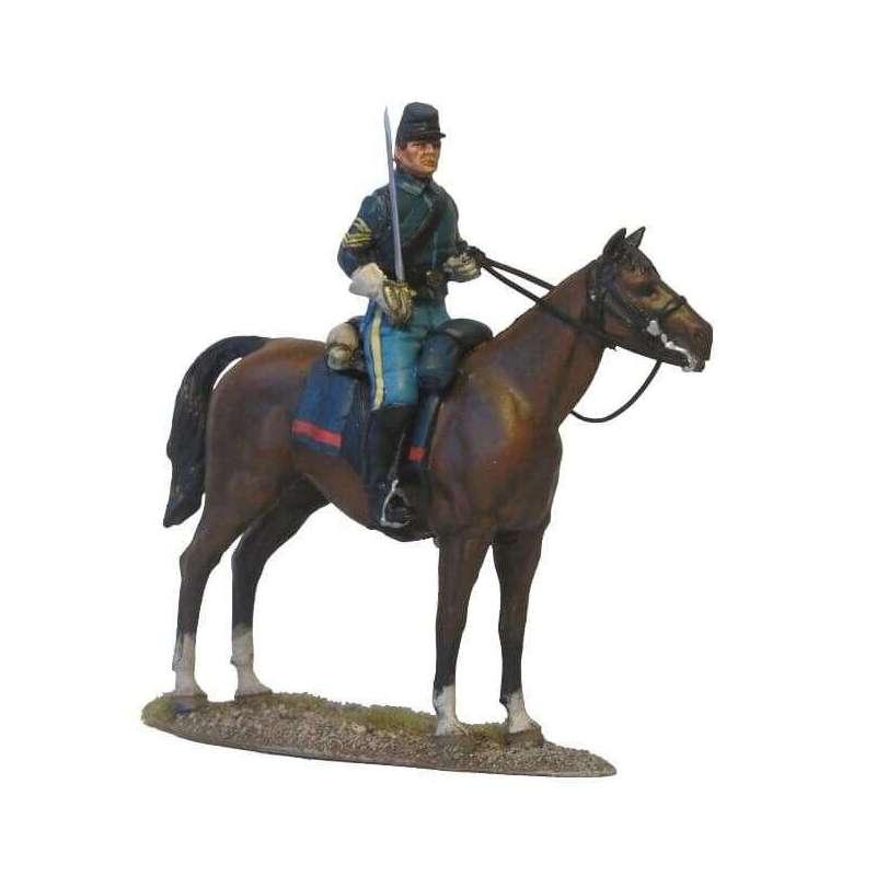 Sergeant color guard