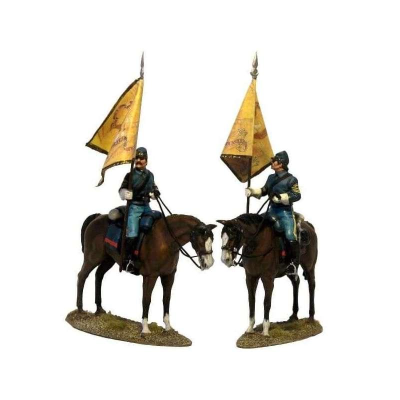 W 043 Bandera regimental caballería Estados Unidos