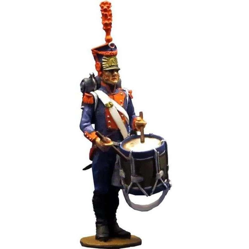 NP 189 Legion du Nord drummer