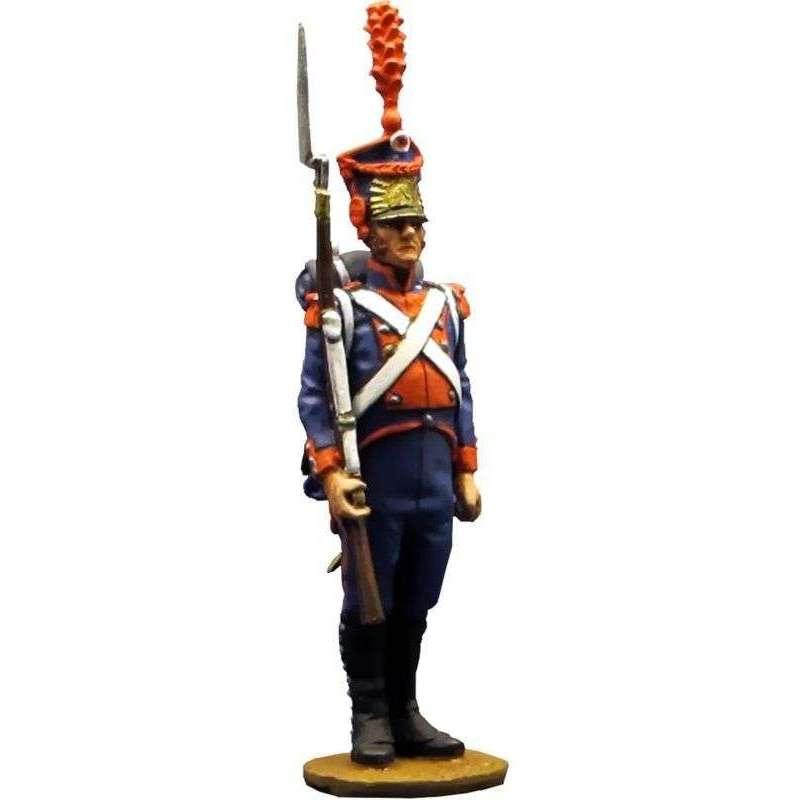 NP 190 Sargento Gran ducado de Varsovia, legion du nord